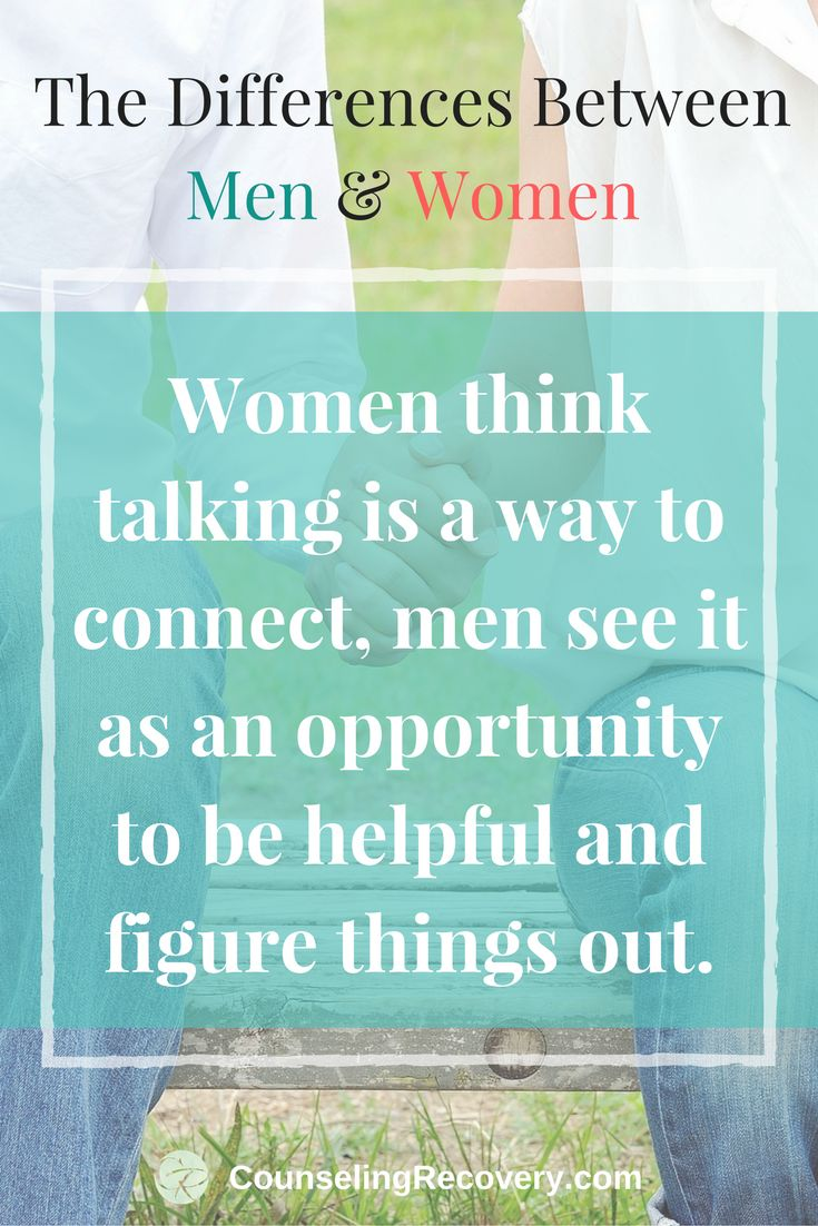 Quotes About Men And Women Quotes About Life Differences In Communication Between Men And