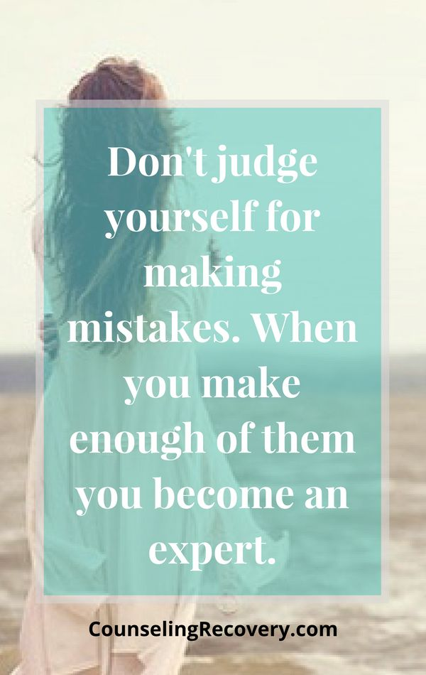 Quotes About Life We All Make Mistakes And Being Able To Set