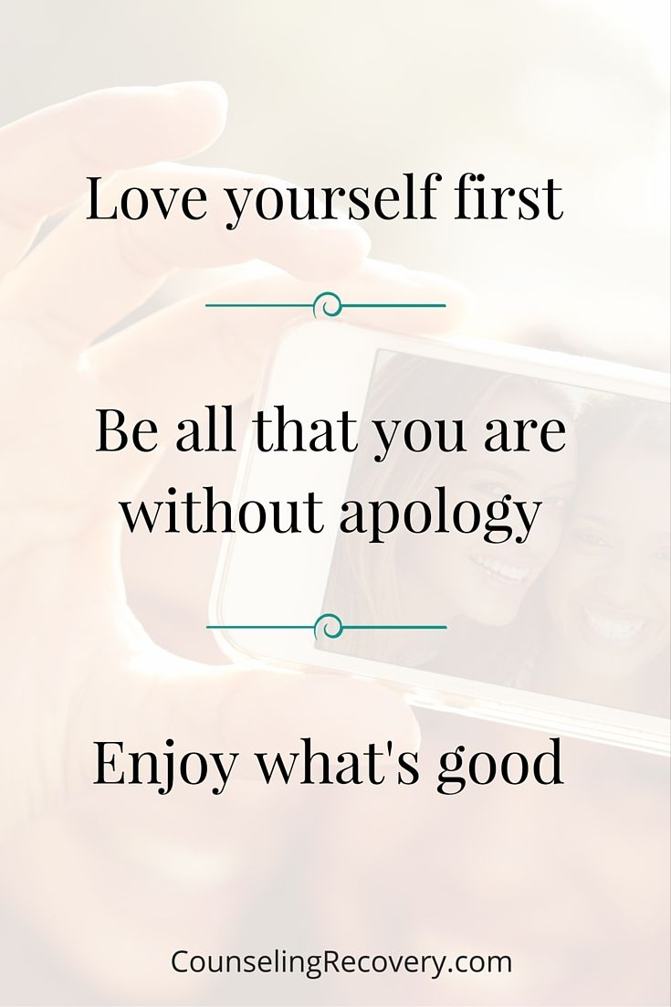 Quotes That Make You Feel Better About Yourself