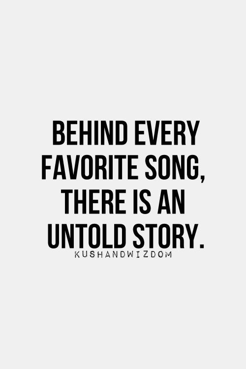 Quotes About Life :Comment your favorite song at the moment ...