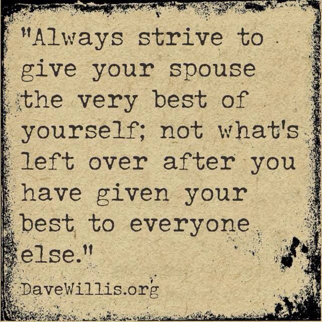 Quotes About Love: Give your spouse the very best of ...