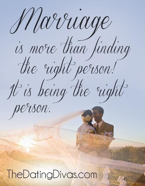 Quotes About Love Marriage Is More Than Finding The Right Person