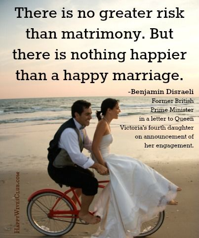 Quotes About Love: Nothing Happier Than a Happy Marriage ...