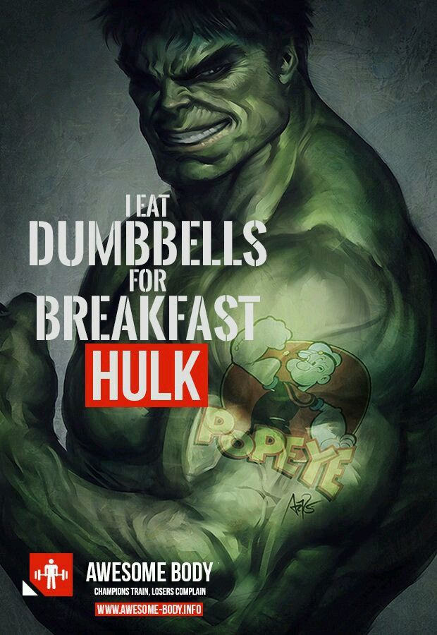 Hulk Quotes Funny Workout Quotes Hulk Smash Dumbbells  Quotes Daily .