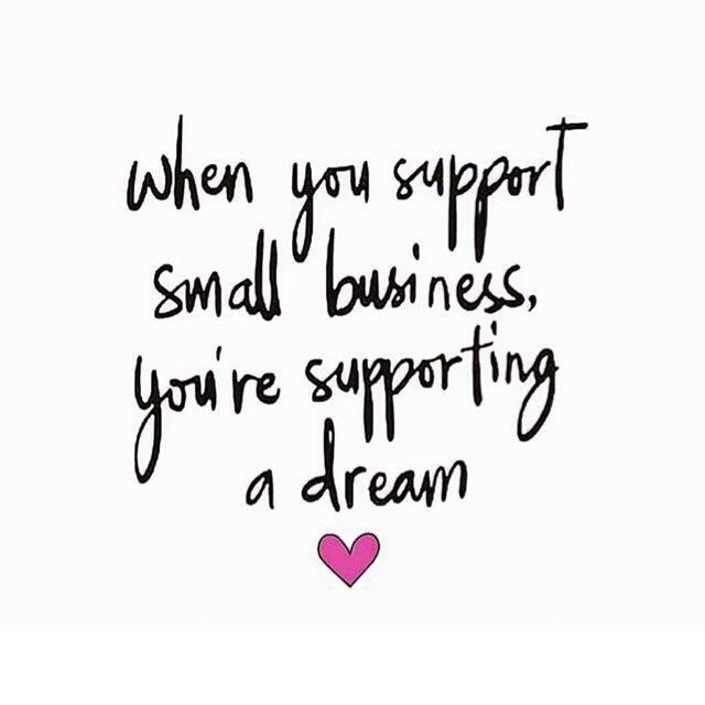 Best  Small Business Quotes Ideas On   Support Small