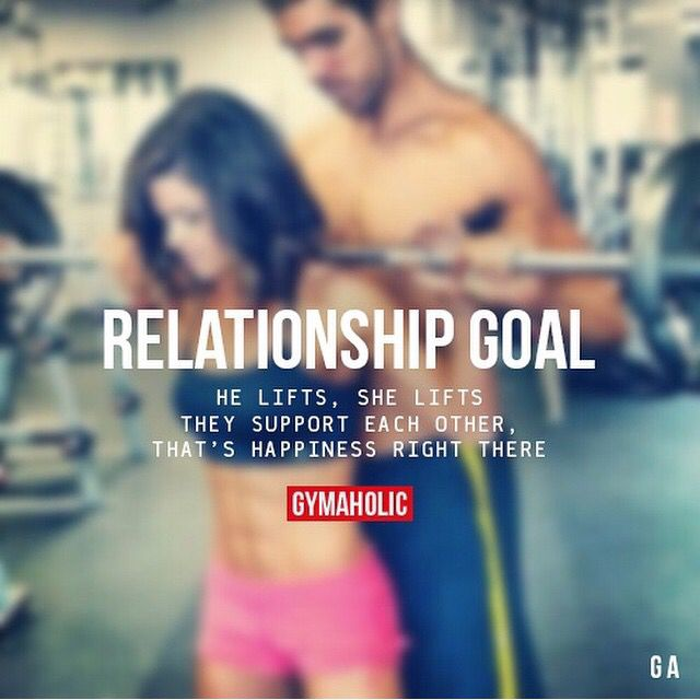 workout relationship