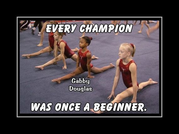 Inspirational Quotes About Strength :Gymnastics Motivation ...