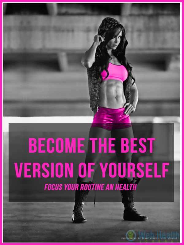 Motivational Fitness Quotes Become The Best Version Of Yourself