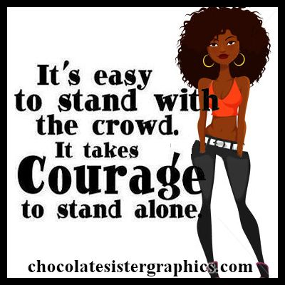 Quotes About Life :Chocolate Sister Graphics   African American