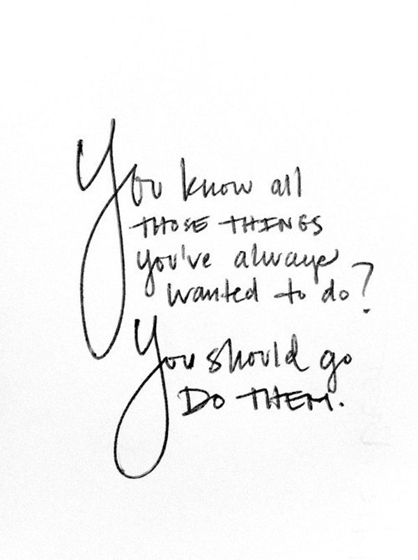 Inspirational And Motivational Quotes :just do it. - Quotes ...