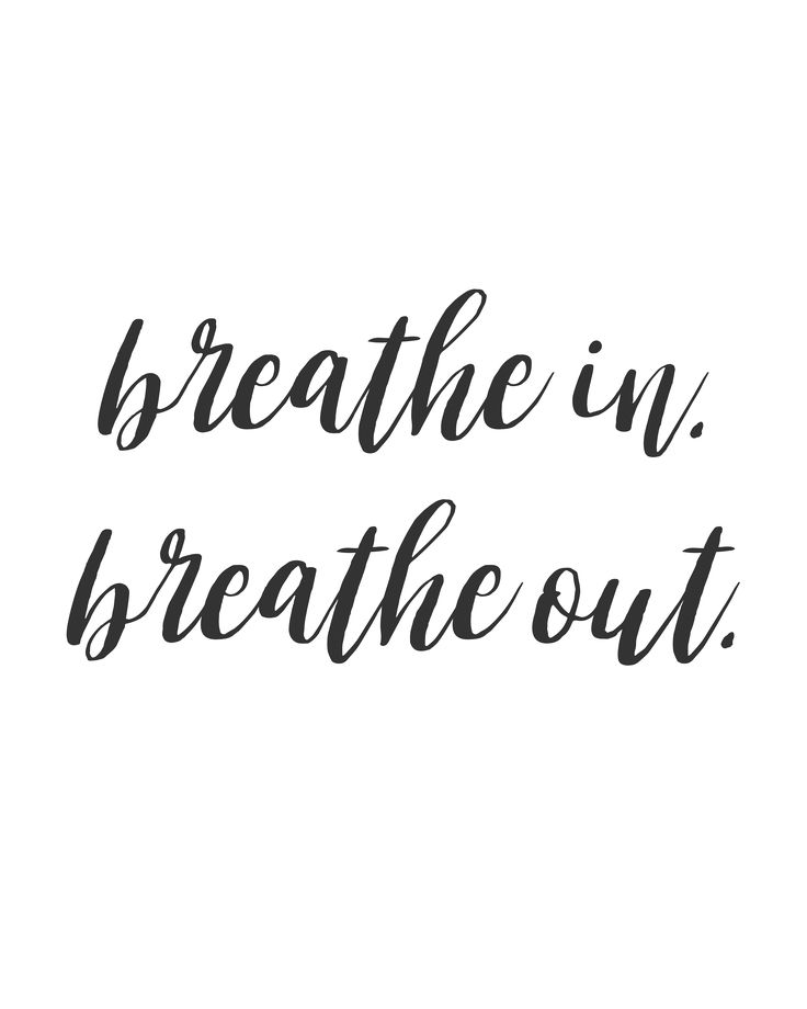Inspirational Quotes Pictures Pinterest: Quotes About Life :Breathe In. Breathe Out. #quote