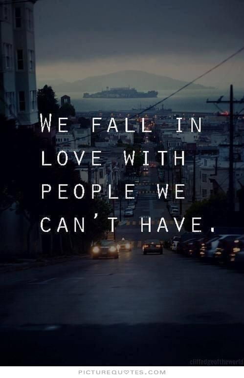 Quotes About Life :quotes about loving someone you can\'t ...