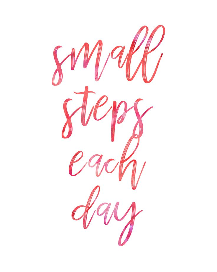 Quotes About Life Small Steps Each Day Babysteps Smallsteps Simple Best Small Quotes