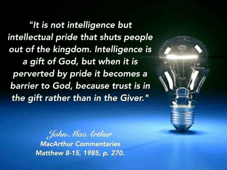Quotes About Wisdomjohn Macarthur On Intelligence Pride And