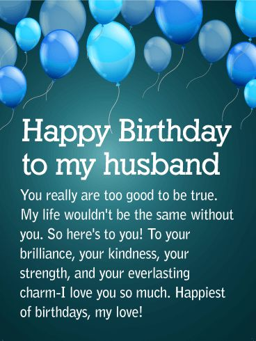 Distance Quotes To My Partner For Life Happy Birthday Wishes Card