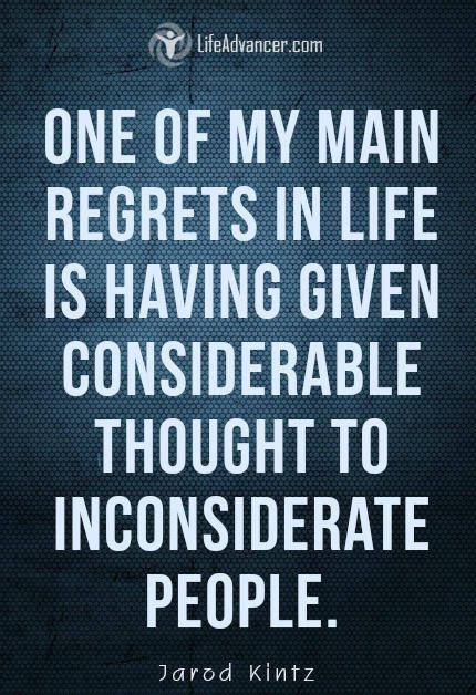 Quotes About Life One Of My Main Regrets In Life Quotes Via Life