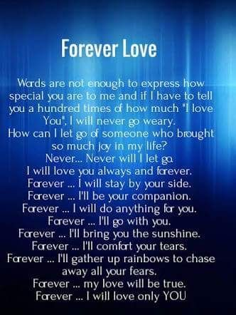 Forever Love Quotes Adorable Distance Quotes You Are My Forever Love And Even Then Forever Isn