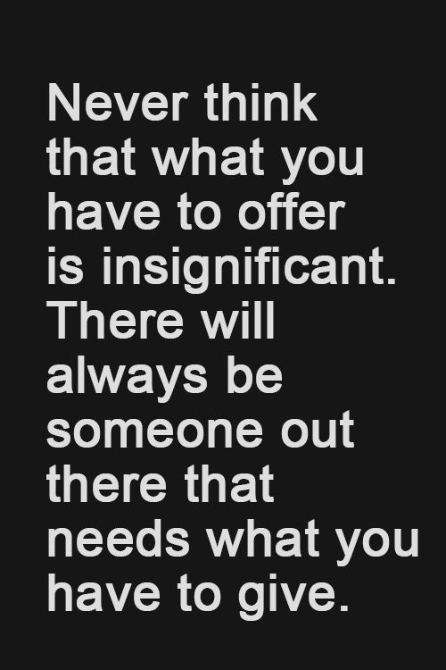 Inspirational And Motivational Quotes :Know your worth ...