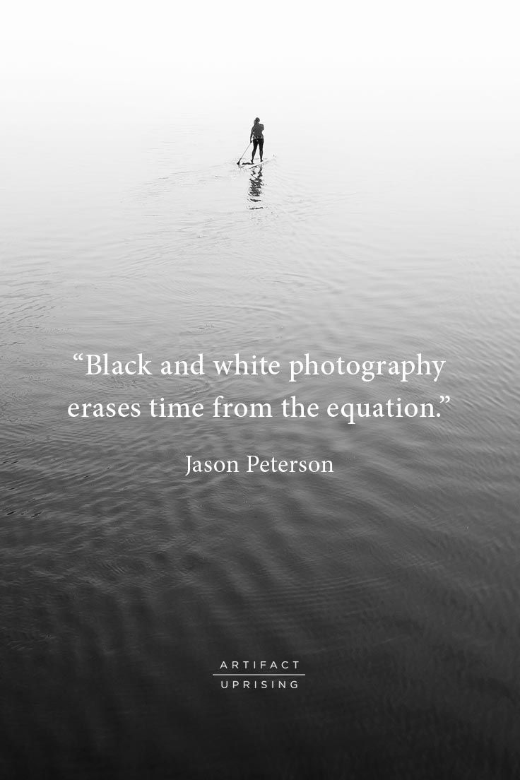 Quotes of the day description guide to black white photography