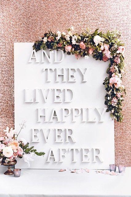 Wedding Quotes Diy Wedding Reception Sign Photo Backdrop