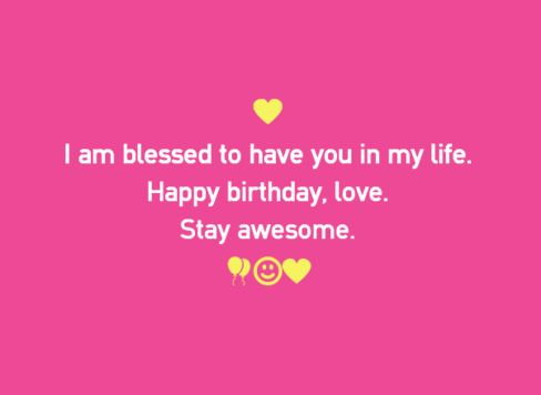 Super Love Quotes For Him For Her Happy Birthday Quotes For Boyfriend Personalised Birthday Cards Paralily Jamesorg