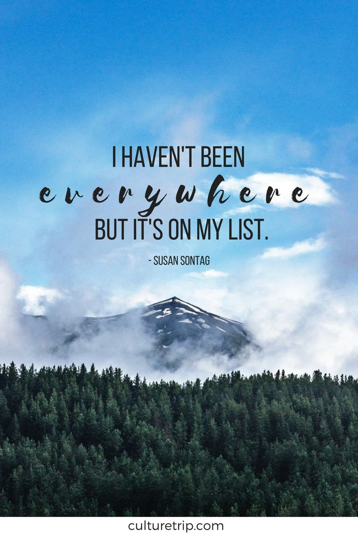 Quotes About Life The Most Inspiring Travel Quotes You Need In Your
