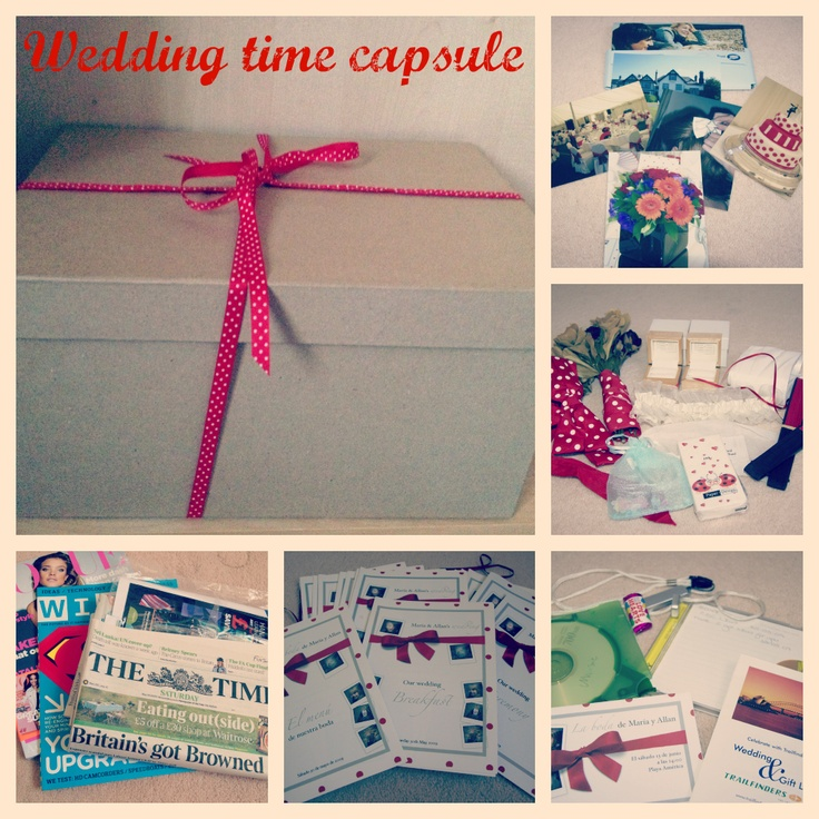 Wedding Quotes Wedding Time Capsule From Newspapers Published On