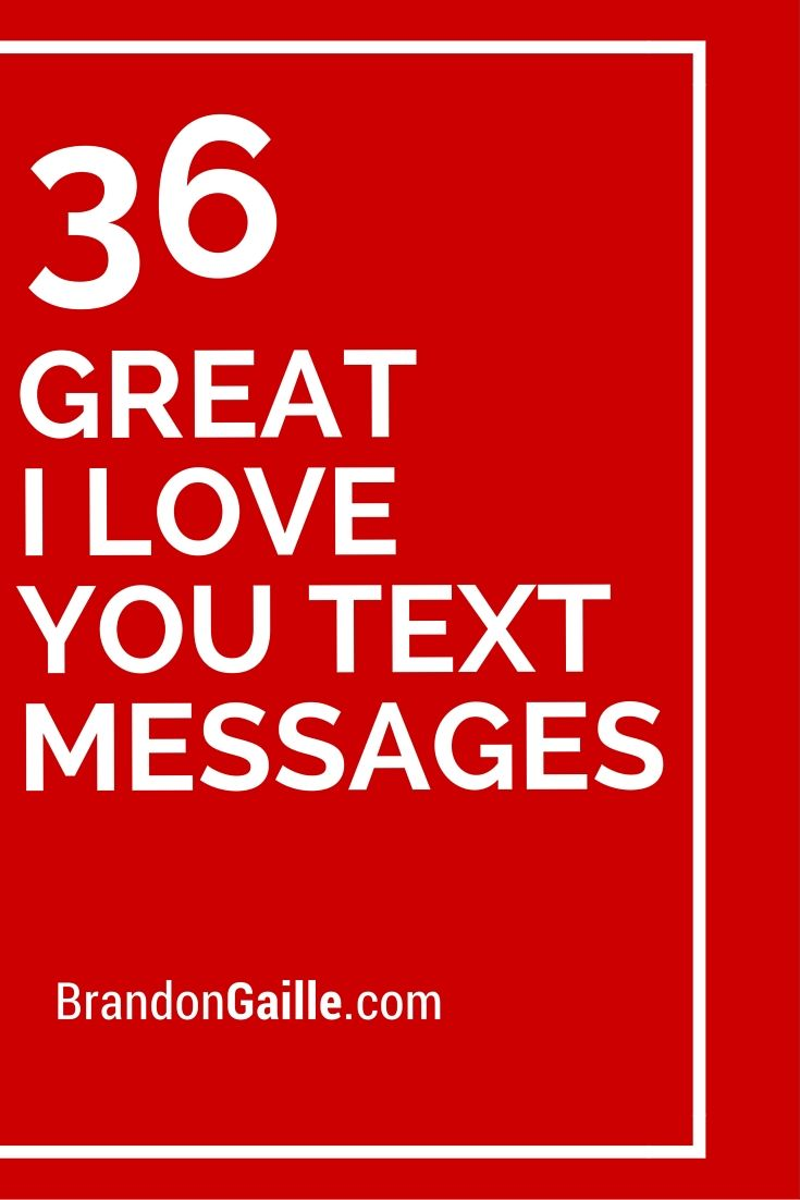 Distance Quotes 36 Great I Love You Text Messages Quotes Daily