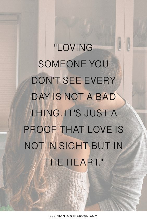 Image of: Maturity Best Love Sayings Quotes Quotes Daily Quotes About Love 25 Inspirational Long Distance Relationship
