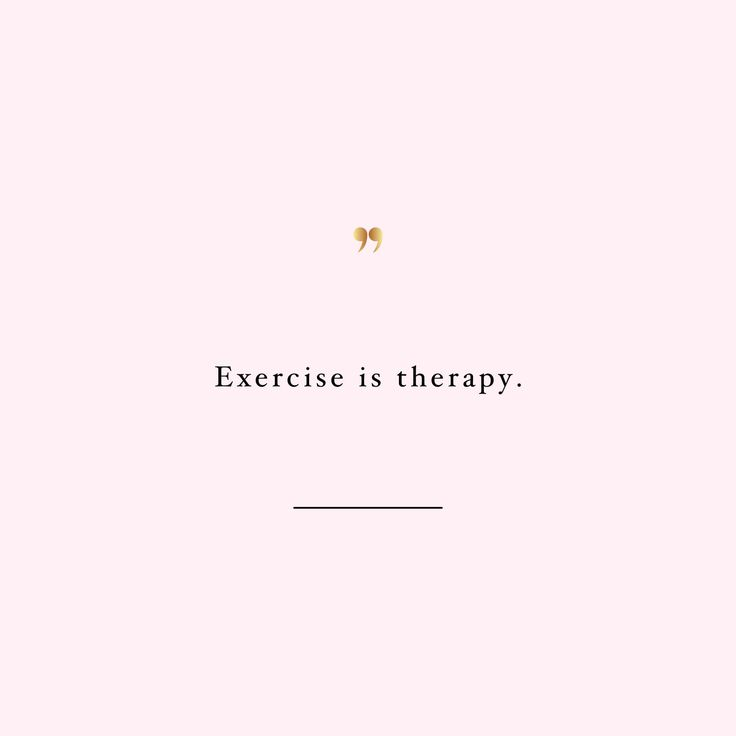 Fitness Quotes Exercise Is Therapy Spotebi Quotes