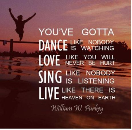 Quotes About Life Live Like There Is Heaven On Earth From