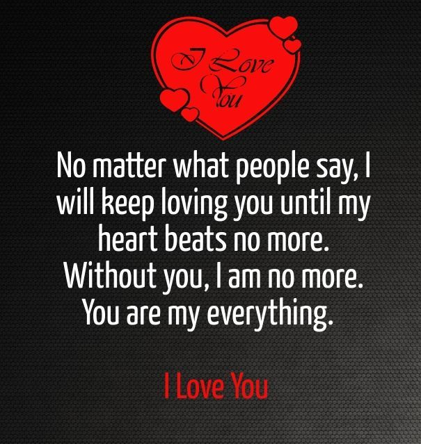 Quotes About Love: i love you quotes for him images - Quotes ...