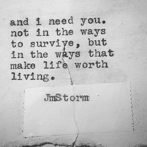 Love Quotes For Him For Her Love Poem Quotes By Jmstorm Quotes