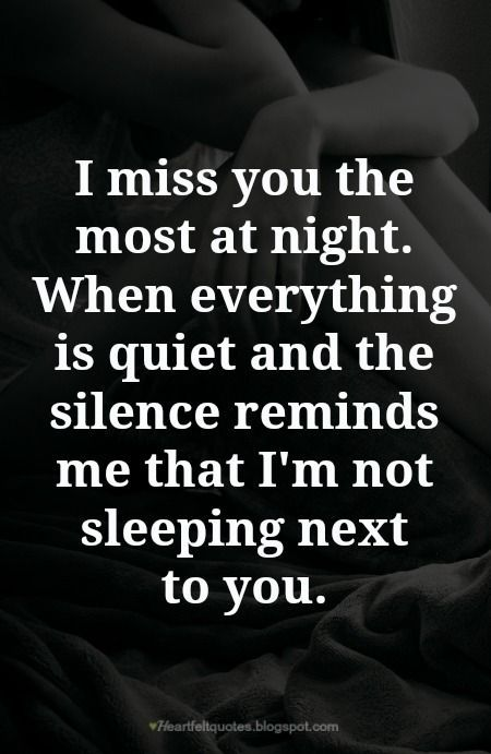 Her you miss I Miss
