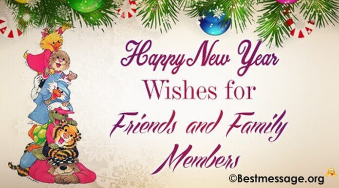 Happy New Year 2019 Happy New Year Wishes For Friends And Family
