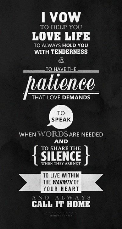 Wedding Quotes Beautiful Wedding Vows Would Love To