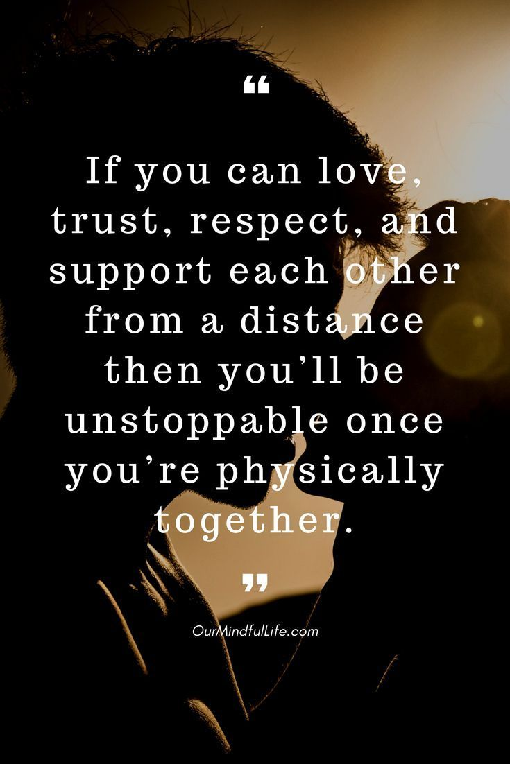Distance Quotes :26 Beautiful Long Distance Relationship ...