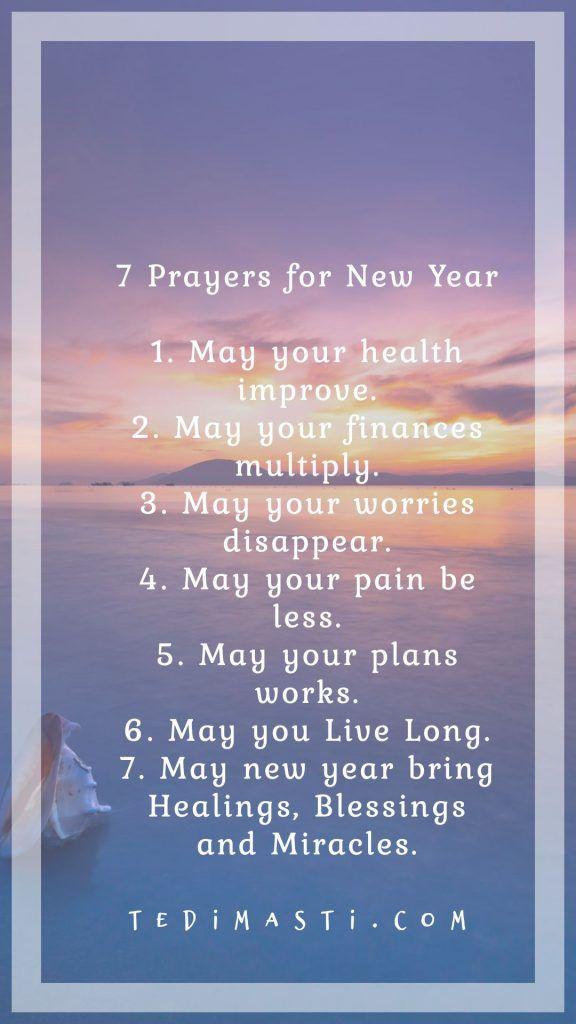 happy new year prayers for new year tedi masti