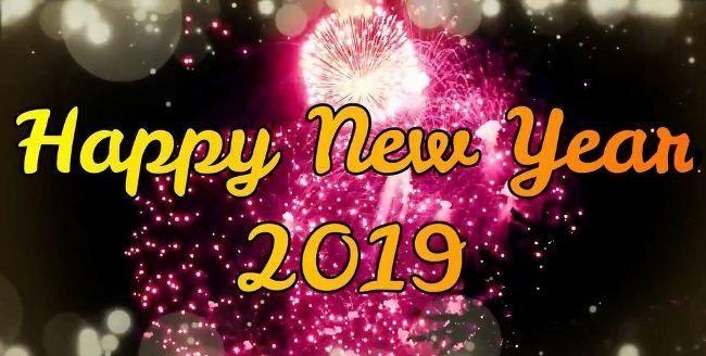 Happy New Year 2019 Happy New Year 2019 Hd Whatsapp Status