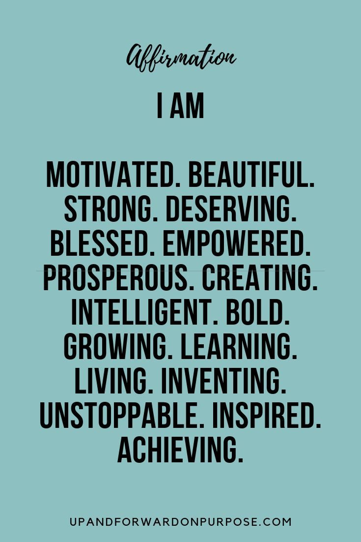 Quotes About Life :Positive Affirmations: 6 Tips to Reset ...