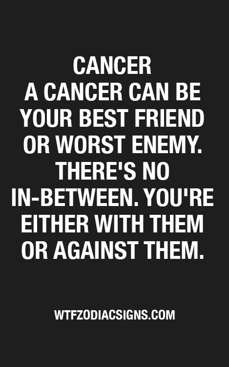 Quotes About Life :Cancer - WTF #Zodiac #Signs Daily ...