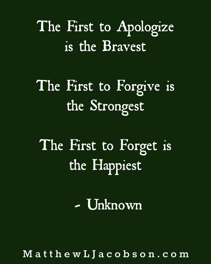 Quotes About Love: Forgiveness Transforms Relationships ...