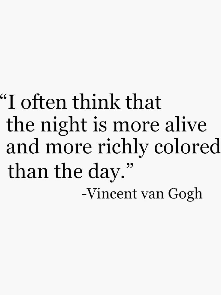Quotes About Life Vincent Van Gogh Quote Sticker Quotes