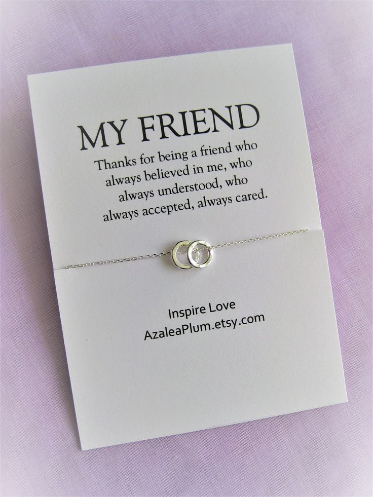 Distance Quotes :Best Friend Necklace: Solid Sterling Silver ...