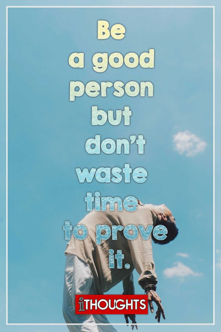 Quotes About Life :Be a good person ! - Quotes Daily ...