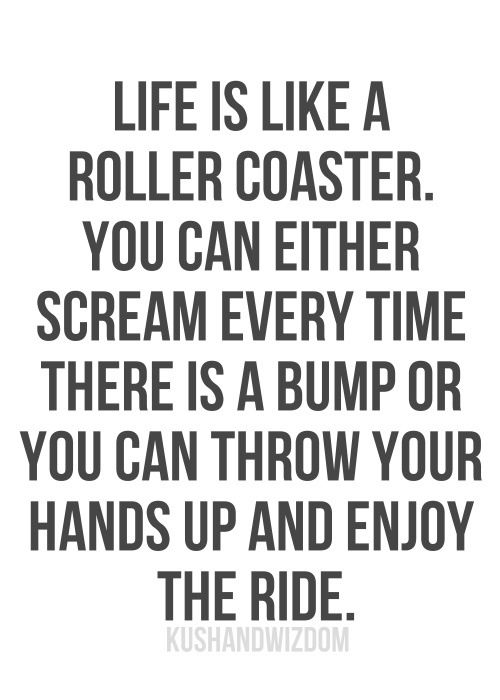 Quotes About Wisdom:Enjoy your ride! - Quotes Daily ...