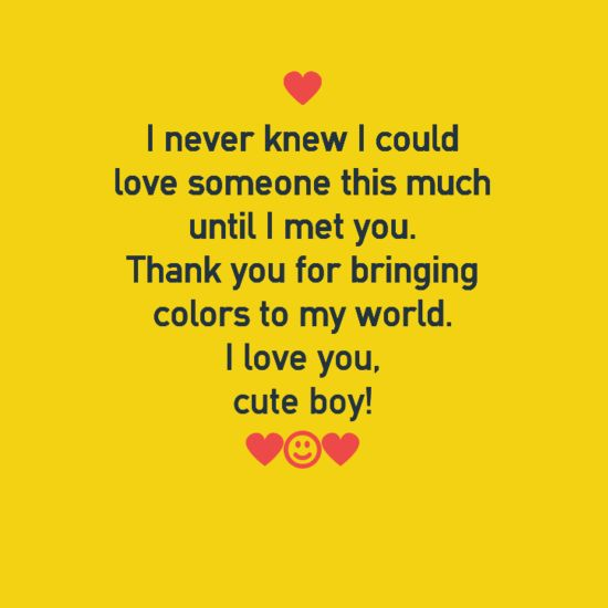 Amazing Love Quotes For Him For Her Happy Birthday Quotes For Boyfriend Personalised Birthday Cards Paralily Jamesorg