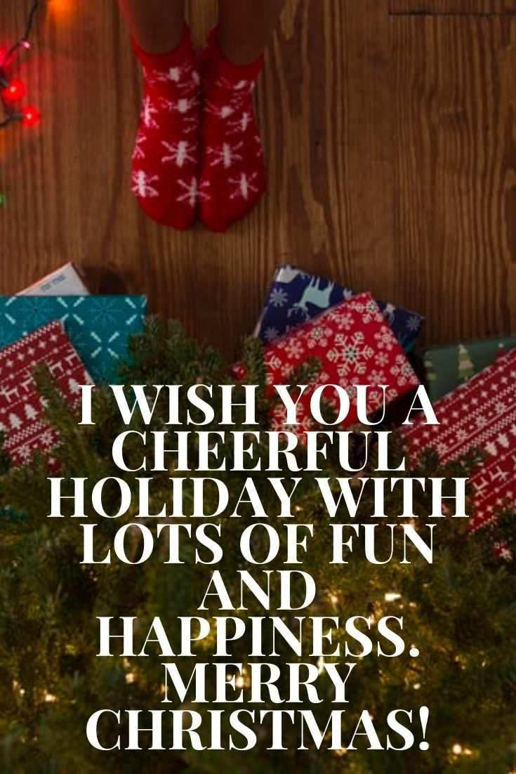 Merry Christmas eve quotes friends